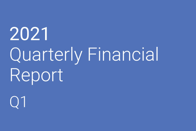 2021 Q1 Quarterly Report