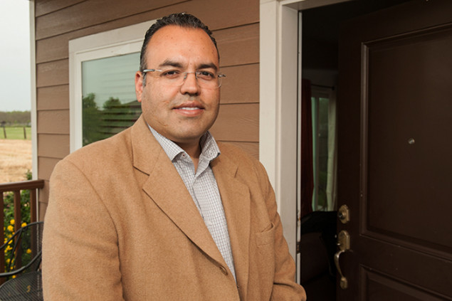José Nuño, Vice President at Visionary Home Builders of California.