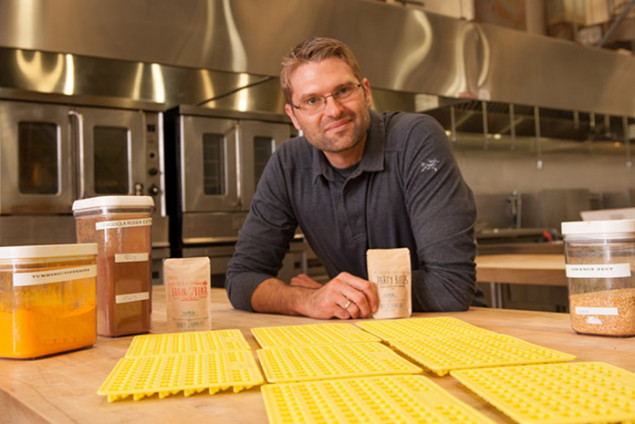 Kitchen User Seth Kincade, Founder of Radicle Nutrition